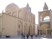 Isfahan free walking tour Jolfa