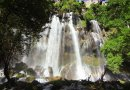 Zard Limeh waterfall