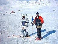 منتجع توچال للتزحلق علی الثلج