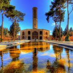 Yazd walking tour