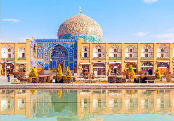 About Iran Travel