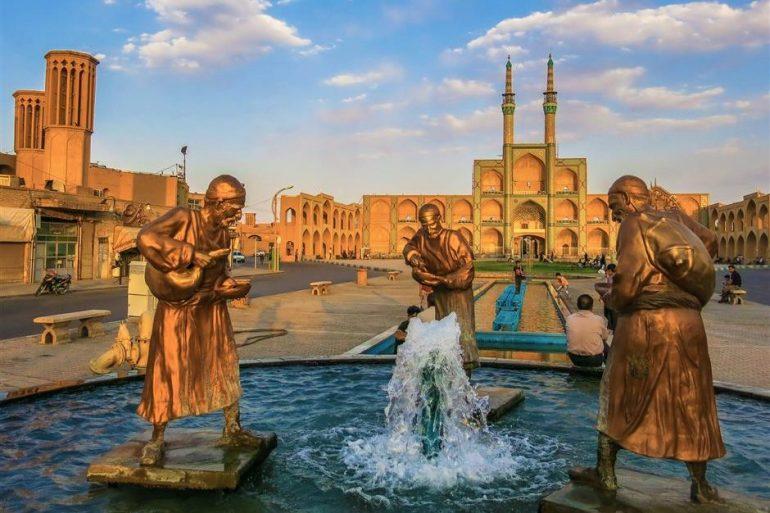 Iran Tourism Safety